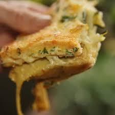 pancetta lasagne spanische küche tapas und meer