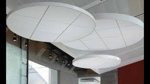 Armstrong Suspended Ceiling Grid by Axiom Square Formations Youtube
