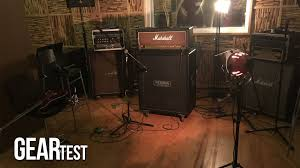 Mesa Boogie Cabinet 4x12 by Gear Test Mesa Boogie 4x12 Cabinet Test For Each Speaker Youtube