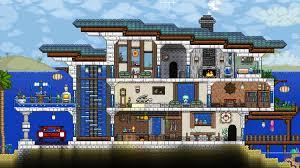 100 Modern Beach Home Beach House Terraria