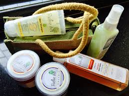 We Received This Beautiful Product Hamper From Rustic Art Week Were Very Excited To Review These Wonderful Herbal Products