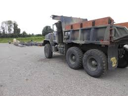 1990 BMYH Harsco Military Dump Truck - Lot #410, 9th Annual Late ... Witham Auction Of Surplus Military Vehicles Tanks Afvs Trucks April Asia Intertional Auctioneers Inc You Can Bid On These Wwii Planes And Jeeps Armor Oh My Riac Block 1943 Dodge Wc51 And Harley Wl Hicsumption Registration Problem Teambhp Sd Offroaders Jonga 44 Restoration How To Buy A Vehicle Veteranaid Beckort Auctions Llc Vintage Dragon Wagon Dukw Half Tracks Head Auction Save Mi Public Auto Md New Car Models 2019 20