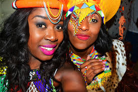 African Culture South Zulu Traditional Wedding Photos