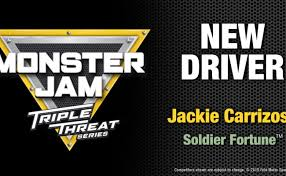 Welcome To Monster Jam, Jackie Carrizosa | Monster Jam