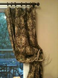 Antler Curtain Tie Backs by 3508smithhouse Just Another Site