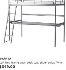 Ikea Loft Bed With Desk Canada by Scenic Bedroom Ikea Stora Loft Bed Hack Medium Hardwood Pillows