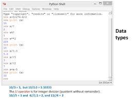 Mathceil Python 3 python language data types