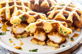 Chipotle Halloween Special Mn by Chipotle Honey Chicken And Waffle Sliders The Pioneer Woman