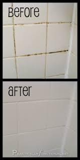 best way to clean floor tile grouting