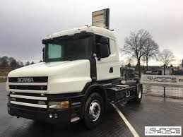 SCANIA T124 420 Sleeper Cab - Torpedo - Manual Tractor Units For ...