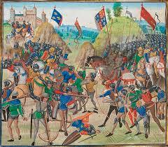the siege of harfleur henry v
