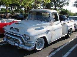 100 1957 Gmc Truck GMC Pickup Custom 3H40186 1 Pickups Pickup S