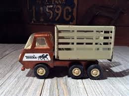 100 Toy Farm Trucks Tonka S Stake Truck 904 Tiny Tonka Horse Truck Trailer 5