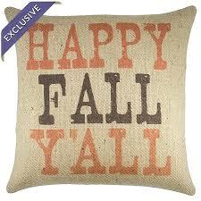 Fall Pillows Leaf Print Fall Throw Pillow Fall Pillows Pinterest