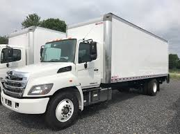 STRAIGHT - BOX TRUCKS FOR SALE IN GA