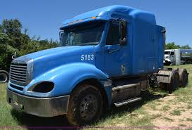 2003 Freightliner Columbia Semi Truck | Item K6146 | SOLD! A...