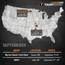 100 Kasson Truck Show ToughTesteds Tweet The ToughTested Power Sled Is Making Its Way
