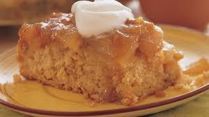 Pear Ginger Upside Down Cake Recipe BettyCrocker