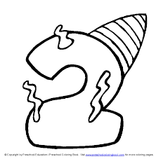 Picture Coloring Pages For 2 Year Olds 46 In Gallery Ideas With