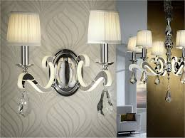 ceiling and matching wall lights designs in chandelier decor