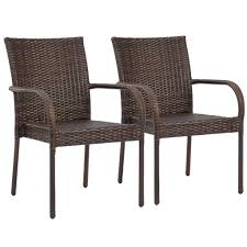 Set Of 2 Wicker Stacking Chairs – Best Choice Products Gdf Studio Dorside Outdoor Wicker Armless Stack Chairs With Alinum Frame Dover Armed Stacking With Set Of 4 Palm Harbor Stackable White All Weather Patio Chair Bay Island Noble House Multibrown Ding 2pack Plowhearth Bistro Two 30 Arm Brown 51 Bfm Seating Ms11cbbbl Gray Rattan Inoutdoor Restaurant Of Red By Crosley Fniture