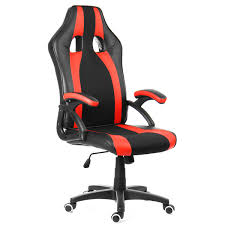 Gaming Office Chair, High-Back PU Leather Racing Chair ... 5 Best Gaming Chairs For The Serious Gamer Desino Chair Racing Style Home Office Ergonomic Swivel Rolling Computer With Headrest And Adjustable Lumbar Support White Bestmassage Pc Desk Arms Modern For Back Pain 360 Degree Rotation Wheels Height Recliner Budget Rlgear Every Shop Here Details About Seat High Pu Leather Designs Protector Viscologic Liberty Eertainment Video Game Backrest Adjustment Pillows Ewin Flash Xl Size Series Secretlab Are Rolling Out Their 20 Gaming Chairs