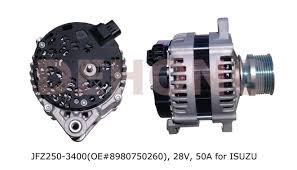 China Hitachi 24V 50A Alternator For Isuzu Truck OE 8980750260 ... Alternators Starters Midway Tramissions Ls Truck Low Mount Alternator Bracket Wpulley And Rear Brace Ls1 Gm Gen V Lt Billet Power Steering 105 Amp For Ford F250 F350 Pickup Excursion 73l Isuzu Npr Nqr 19982001 48l 4he1 12335 New For Cummins 4bt 6bt Engine Auto Alternator 3701v66 010 C4938300 How To Carbed Swap Steering Classic Ad244 Style High Oput 220 Chrome Oem Oes Mercedes Benz Cl550 F 250 Snow Plow Upgrade Youtube