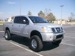 100 Truck For Sell Super Clean Nissan Titan SE 4x4 Lifted Truck For Sale Nissan Titan