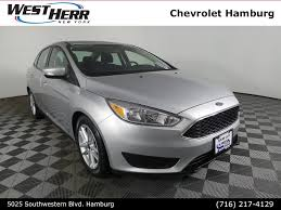 Used 2016 Ford Focus For Sale In Hamburg, NY   Near Buffalo, Orchard ...