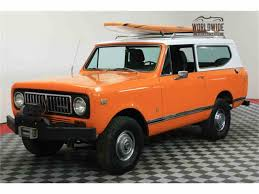 1974 International Harvester Scout II For Sale   ClassicCars.com ... 1974 Intertional 200 44 Goldies Truck Sales Intertional Loadstar 1600 Grain Truck Item Eb9170 Harvester Travelall Wikiwand 1975 And 1970s Dodge Van In Coahoma Texas Intertionaltruck Scout 740635c Desert Valley Auto Parts Pickup For Sale Near Cadillac Short Bed 4speed Beefy Club Cab 4x4 392 Pick Up The Street Peep 1973 C1210 34 Ton 73000 Original Miles D200 Camper Special Pickup