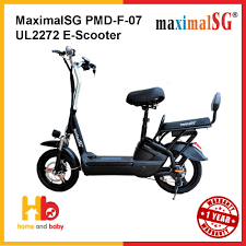 MaximalSG PMD-F-07 UL2272 E-Scooter Evenflo Minno Light Weight Stroller Grey Online In India Hot Price Convertible High Chair Only 3999 Symmetry Flat Fold Daphne Walmartcom Gold Baby Products Strollers Car Seats Travel What To Do With Old Expired Sheknows Product Review In The Nursery Amazoncom Modern Black Older Version Buy Pivot Modular System W Safemax Casual Details About Advanced Sensorsafe Epic W Litemax Infant Seat Jet Booster Babies Kids Toys Walkers