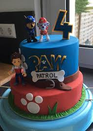 paw patrol torte kuchen und torten kuchen kochen und