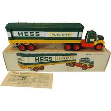 1975 Hess Tractor Trailer Battery Operated Truck | Battery Operated ... Miniature Greg Hess Truck Colctibles From 1964 To 2011 New 2016 Imgur 1990 Gasoline Advertising Toy Tanker Die Cast Nib Mobile Museum Stop At Deptford Mall Njcom 1975 Tractor Trailer Battery Operated Operated Evan And Laurens Cool Blog 111014 Collectors Edition 2017 Dump End Loader Light Up Goodbyeretail Trucks Of The World Small Scale Farm Toys Vintage 1985 First Bank With Lightsin Mint Cdition By Year Guide Available November 11th Coast 2 Mom Home Facebook