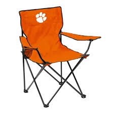 Logo Brands Quad Chair - Clemson Tigers Ncaa Chairs Academy Byog Tm Outlander Chair Dabo Swinney Signature Collection Clemson Tigers Sports Black Coleman Quad Folding Orangepurple Fusion Tailgating Fisher Custom Advantage Zero Gravity Lounger Walmartcom Ncaa Logo Logo Chair College Deluxe Licensed Rawlings Deluxe 3piece Tailgate Table Kit Drive Medical Tripod Portable Travel Cane Seat
