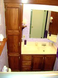 Bathroom Vanity With Tower Pictures by Bathroom Vanities With Storage Towers U2013 Chuckscorner