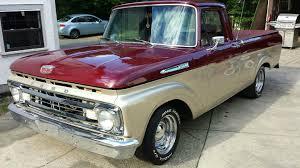 100 Ford Unibody Truck For Sale Our 1962 F100 Unibody Pickup Trucks Trucks