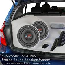 "Amazon.com: Lanzar 10"" Car Subwoofer Speaker - For Audio Stereo ... Jl Audio Header News Adds Stealthbox Subwoofer Subs Console Lowrider Tr Pinterest Car What Food Are You Craving Right Now Gamemaker Community Rolling Thunder 2008 Chevy Silverado 2500hd Photo Image Gallery Powered Subwoofers For Trucks Mike Sudbury 12 Volt Specialist Mikes Crescendo Contralto 10 2500w Rms 1800wooferscom Building An Mdf And Fiberglass Enclosure How Its Done 2016 Malibu 25 Lsv Hydrotunes To Build A Box For 4 8 In Youtube"