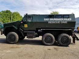 100 Portville Truck EBPD Police Acquire Military Rescue Vehicle TAPinto