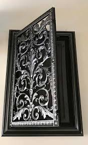decorative return air filter grille iron blog