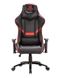 Redragon COEUS Gaming Chair Black And Red / Chair For Every Gamer /  Ergonomically Designed / Superior Comfort / Able To Swivel 360 Degrees / ... Redragon Coeus Gaming Chair Black And Red For Every Gamer Ergonomically Designed Superior Comfort Able To Swivel 360 Degrees Playseat Evolution Racing Video Game Nintendo Xbox Playstation Cpu Supports Logitech Thrumaster Fanatec Steering Wheel And Pedal T300rs Gt Ready To Race Bundle Hyperx Ruby Nordic Supply All Products Chairs Zenox Hong Kong Gran Turismo Blackred Vertagear Series Sline Sl5000 150kg Weight Limit Easy Assembly Adjustable Seat Height Penta Rs1 Casters Sandberg Floor Mat Diskus Spol S Ro F1 White Cougar Armor Orange Alcantara Diy Hotas Grimmash On