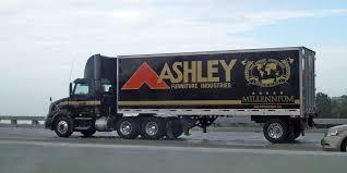 Ashley Furniture Industries Truck