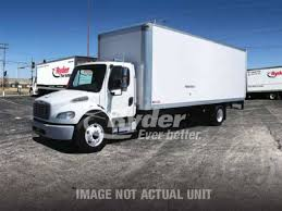 100 Used Ryder Box Trucks For Sale 2012 FREIGHTLINER M2 106 Montebello CA 5003817977