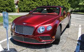 100 Bentleys On 27 Bentley Continental GTC V8 2016 May 2019 Autogespot