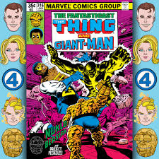 100 Two In One The Fantasticast Episode 316 Marvel In 55 Giants The