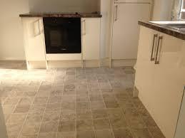 Image Of Vinyl Flooring Kitchen Idea