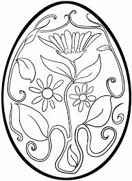 Easter Egg Designs Coloring Pages484824