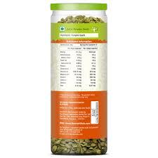 Unsalted Pumpkin Seeds Benefits by Nourishvitals Roasted Pumpkin Seeds Superior Quality U2013 150 Gm