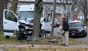 100 Two Men And A Truck Cedar Rapids Delivery Truck Hits Tree In The Gazette