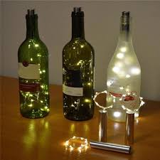 Decorative Wine Bottles With Lights by Compare Prices On Decorative Lighted Wine Bottles Online Shopping