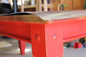vanhook u0026 co topping a table with zinc sheet metal